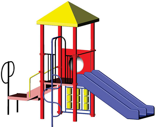Help needed for playground equipment