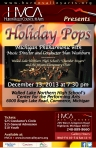 HVCA Holiday Pops COncert poster