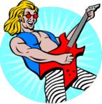 metal rocker