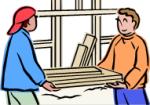 volunteer builder