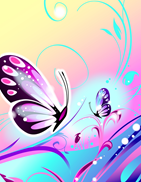 Let your butterfly land... (2/3)