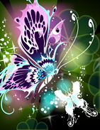 Let your butterfly land... (1/3)
