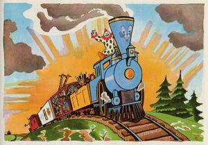 littel train that could