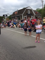 Milford memorial day parade 1