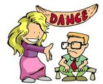 ask for dance