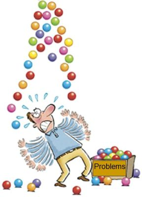 Image result for juggling too much
