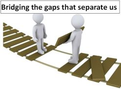 bridgiing gaps