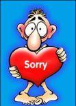 sorry 3