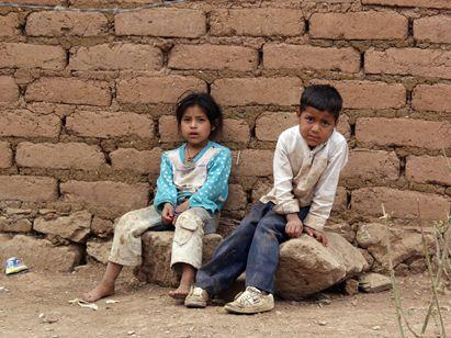 children victims