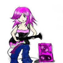 girl rocker