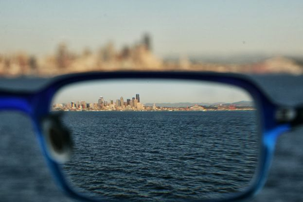 looking-through-glasses-lens