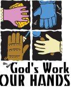 Gods work our hands