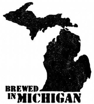 Brewed in MIchigan logo