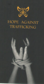 Hope against trafficking card image