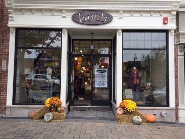 Tenacity store front