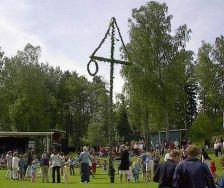 Maypole_Sweden