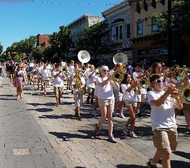 Huron Valley Middle School Band
